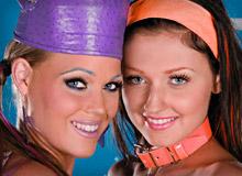 Aletta Alien and Trisha Brill