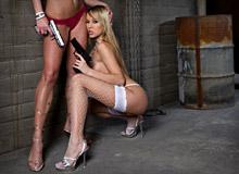 Carla Cox and Vivien Style