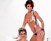 Chloe Delaure And Yasmine