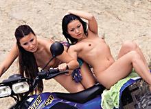 Claudia Rossi and Lady Mai