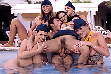 Donna Marie, Rita Neri, Elena, Alena, Viktorie