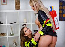 Eufrat and Bianca Bruni