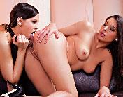 Eve Angel And Zafira