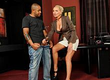 Interracial porn