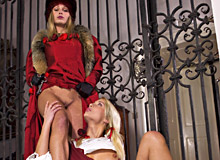 Liliane Tiger and Julie Silver