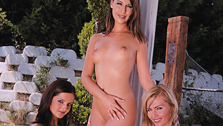 Lora May, Sandra and Shine