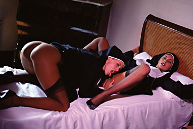 Lorena Red, Cassandra Wild