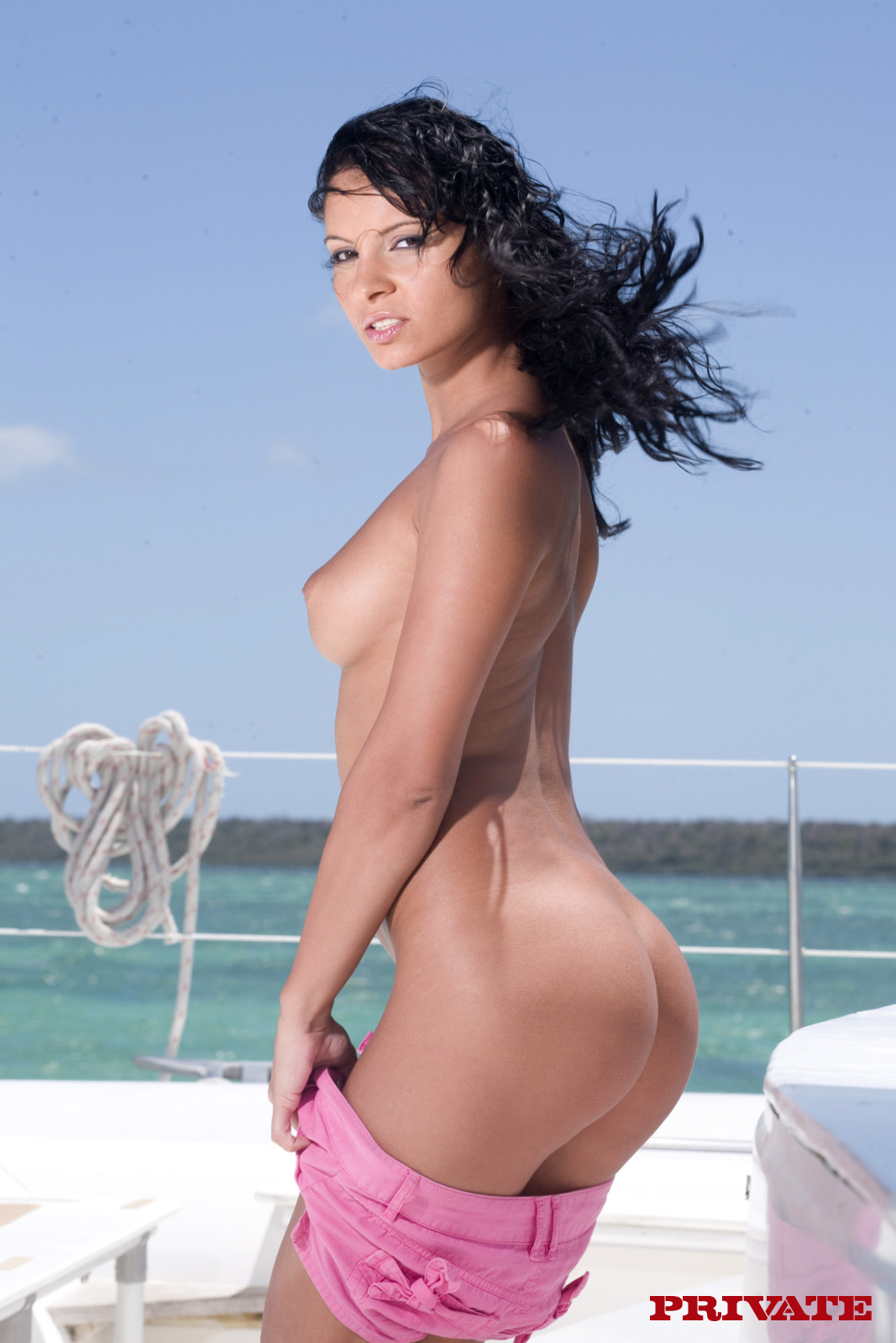 cdnhw galleries private Lucy Belle Boroka Does The Caribbean 1