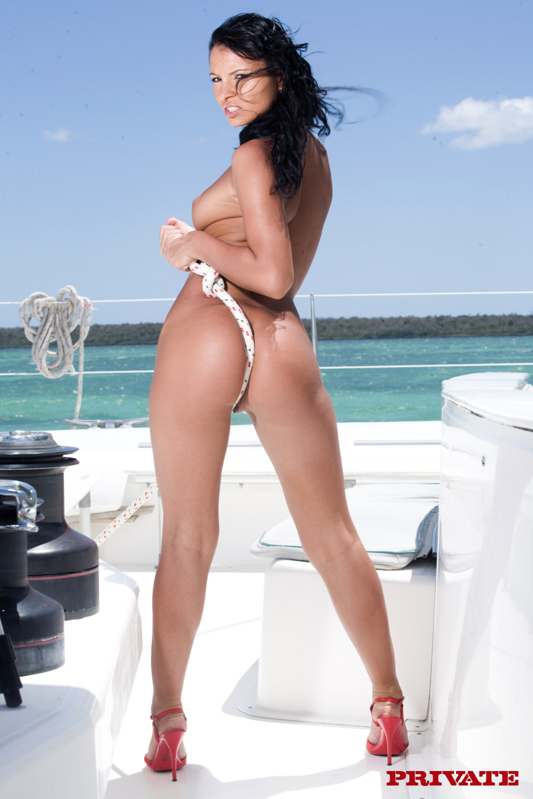 cdnhw galleries private Lucy Belle Boroka Does The Caribbean 7