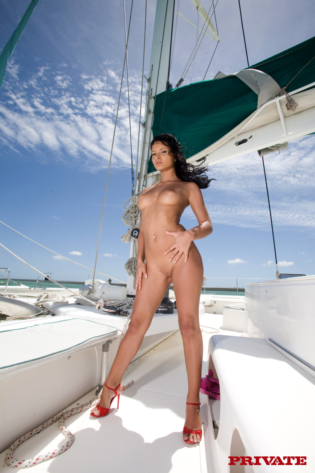 cdnhw galleries private Lucy Belle Boroka Does The Caribbean 8