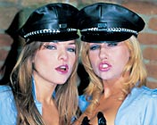 Lucy Love And Sarah Blue