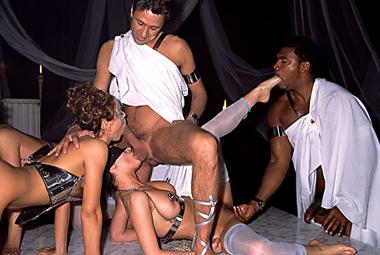 Michelle Wild, Chrystal, Cindy Cox