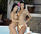 Nikki Rider And Yvonne Peach