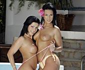 Nikki Rider And Yvonne Peach