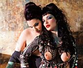 Sandra G And Silvia Rubi
