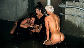 Shay Sight, Heather Tristany and Wanda Curtis