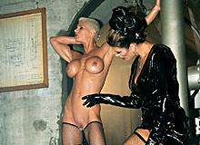 Shay Sights, Heather Tristany and Wanda Curtis