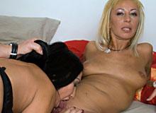 Angela Gritti and Stella Folliero