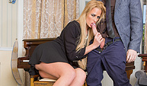Private - Cock Hungry Headteacher Chelsey Lanette Takes What She Craves