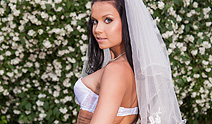 Private - Victoria Blaze In Here Cums The Bride