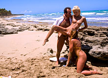Kathy Campbel & Boroka