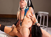 Lorelei Lee and India Summer