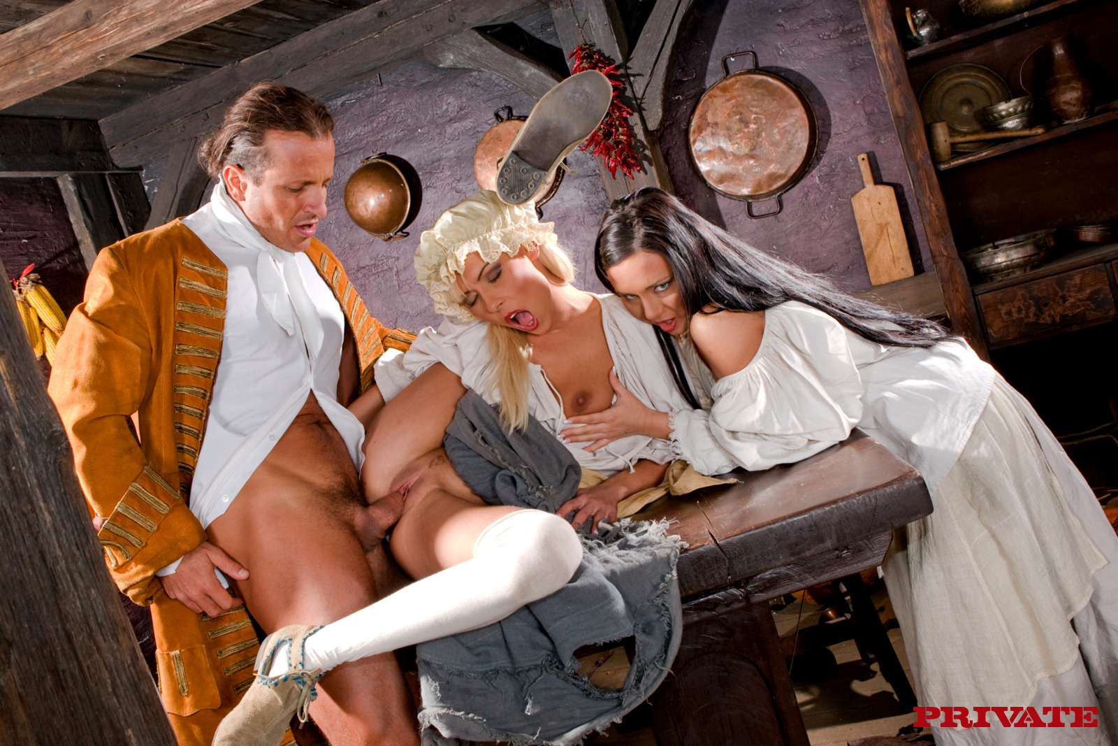 Magnificent idea robinson crusoe nude please where