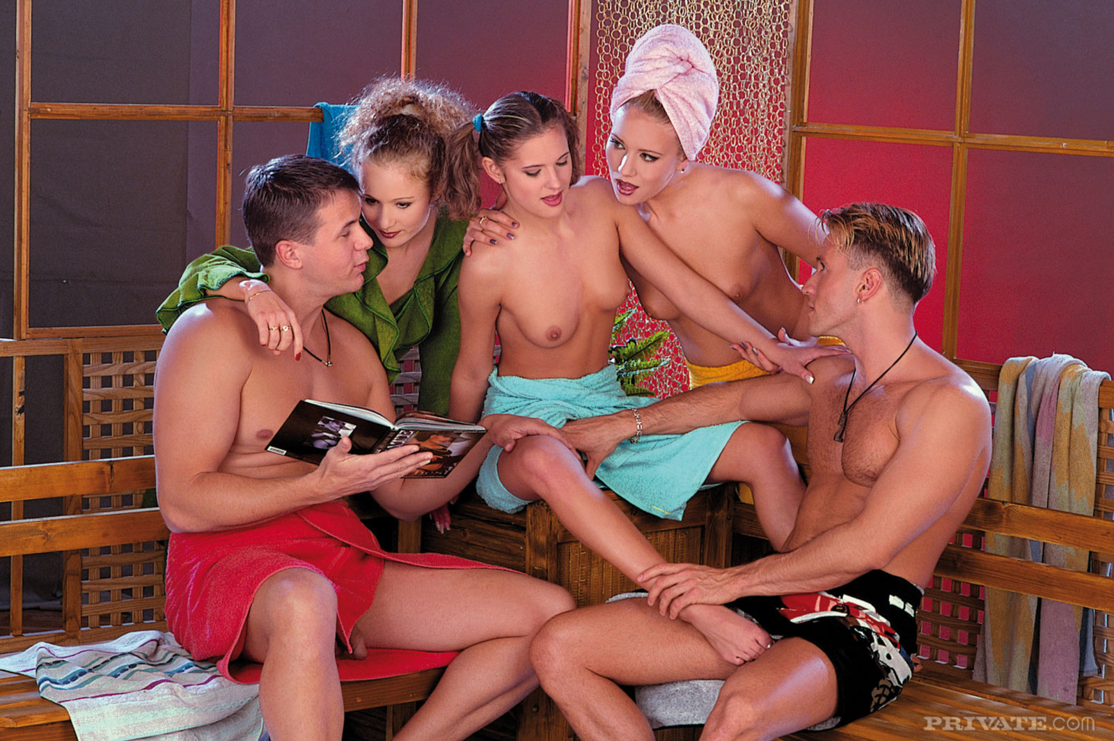 Nude naked massage gratis fitte