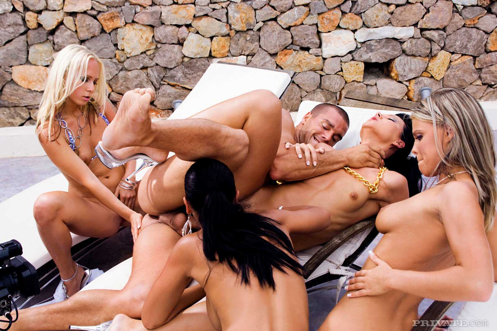 Private sex party porn