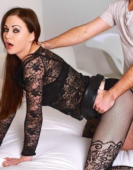 Tina Kay Has Her Ass Split With Hardcore Anal-3