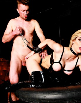 Milf Chessie Kay Gets Cum All Over Her Tight Pussy-7