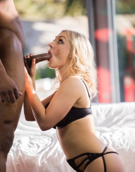 MILF Amber Deen Has First Interracial Experience-5