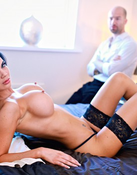 Jasmine Jae Gets Her Big Tits Covered in Hot Sticky Cum-3