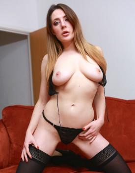 Nasty Samantha Bentley Sucks Up Every Drop Of Cum-1