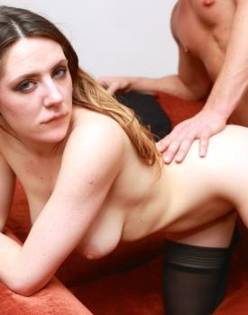 Nasty Samantha Bentley Sucks Up Every Drop Of Cum-9