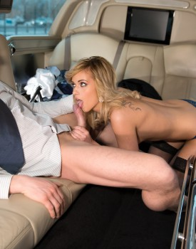 Classy New Cummer Ria Sunn Gets Destroyed in the Back of a Limo-2
