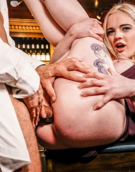 Stripper Danny Carly Rae Enjoys anal sex with the bartender-8
