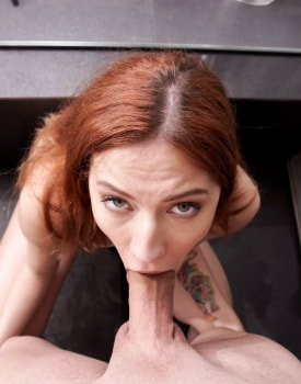 Private debut for redhead Stasy Riviera is loaded with anal -3