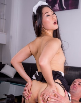 Katana, Asian Maid-7