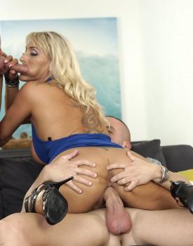 Milf Lana Vegas Stars in an Anal Threesome-8
