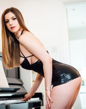 Stella Cox Loves to Get Cum On Her Big Tits-0