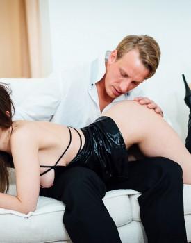Stella Cox Loves to Get Cum On Her Big Tits-1