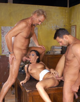 Valentina Velasques Uses Her Pussy To Get Out of Jail-1