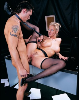 Secretary Jane Darling Enjoys Hardcore Anal-6