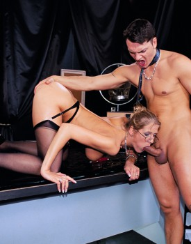Secretary Jane Darling Enjoys Hardcore Anal-10