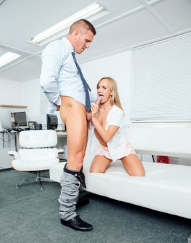 Lucette Nice makes her debut for Private with Anal Sex-2